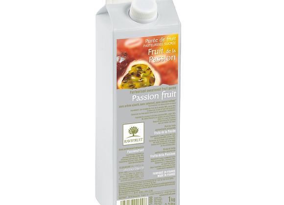 """Passionfruit Purée Elopak 1kg """"RAVIFRUIT"""""""