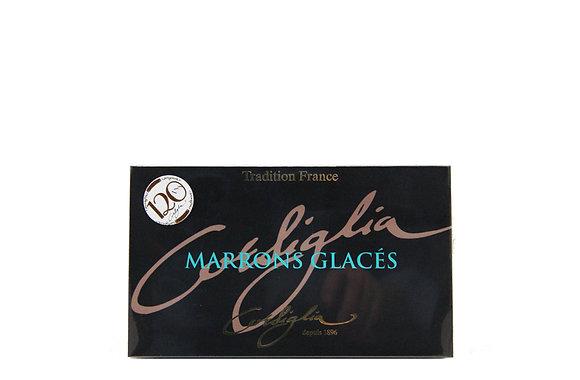 """Box of 8 Marrons Glacés """"CORSIGLLIA FACOR"""""""