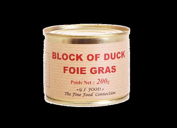 """Duck Foie Gras """"Danos"""" 200g"""