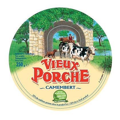 """Camember Cheese """"Le Vieux Porche"""""""