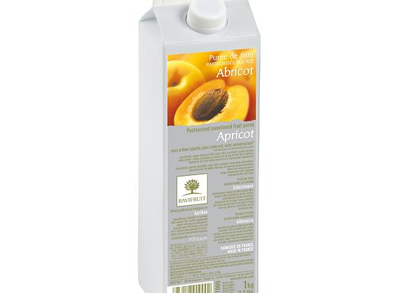 "Apricot Purée Elopak 1kg ""RAVIFRUIT"""