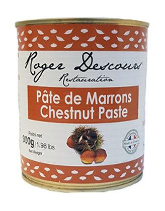 "Chestnut Paste ""Roger Descours"""