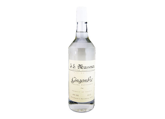 "Ginger Extract 40% alcohol 1lt bottle ""MASSENEZ"""