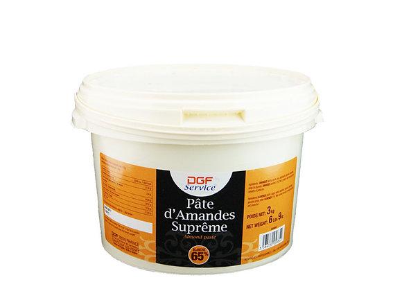 "Almond Paste 66% ""DGF"" 3kg"