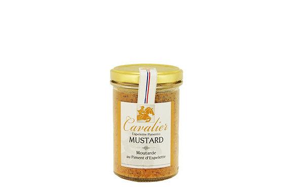 "Piment Espelette Mustard ""Cavalier"""