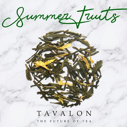 Summer Fruits - Green Tea