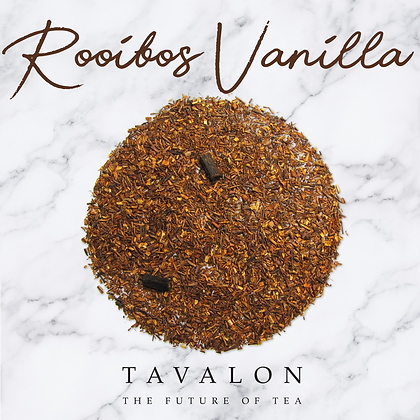Rooibos Vanilla - Herbal Tea
