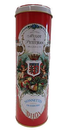 Gif Box Red  Nonnettes Raspberry Mulot et Petitjean
