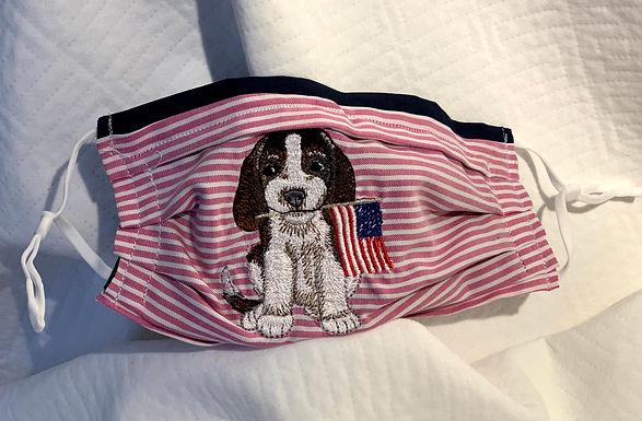 Puppy patriot