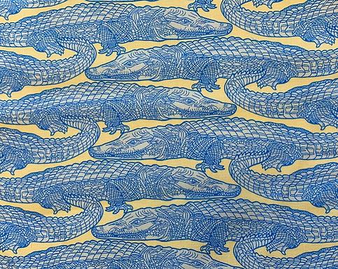 Nautical Crocodiles