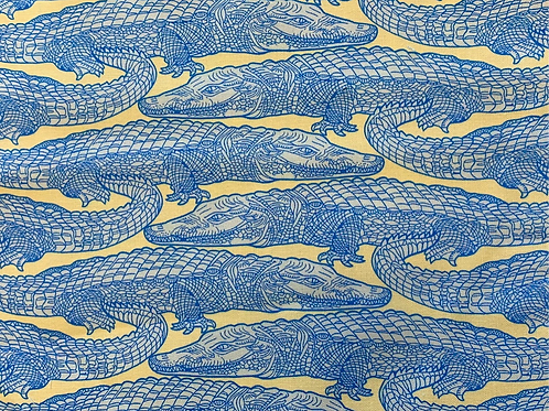 Nautical Crocodiles