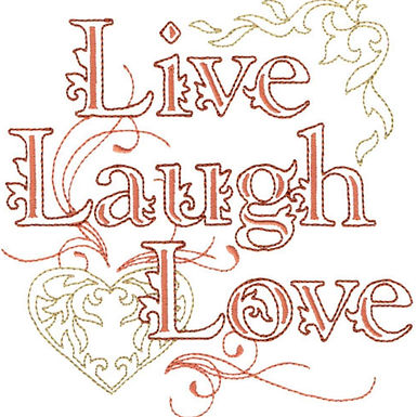 Live, Love Laugh