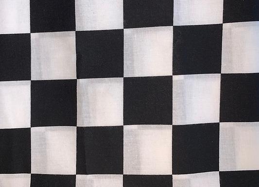Black/White Checker Board