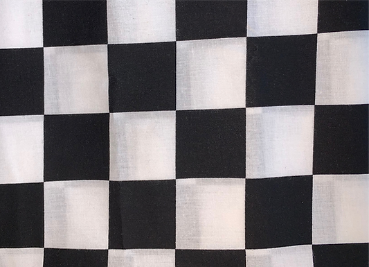 Black/White Checker Board