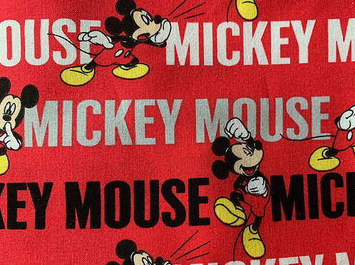 Mickey Mouse Words
