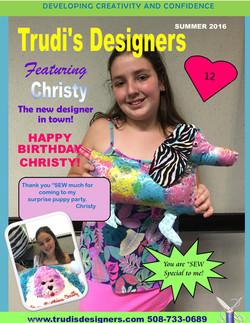Christy Birthday Christy