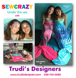 SewCrazy under the sea with us