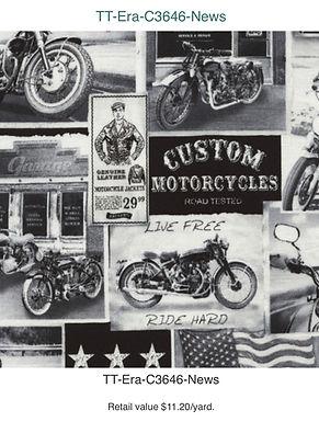 Vintage Moror Cycles