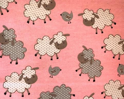 Animals Pink Sheep