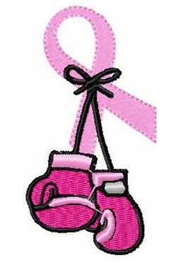 Boxing Breast Cancer