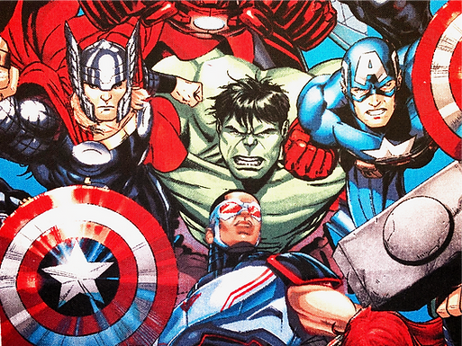Marvel Characters #2