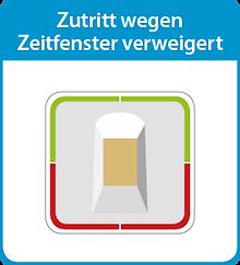 ekey_uno_fingerprint_zutritt_verweigert.
