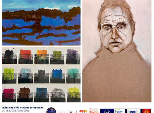 14ème semaine de la peinture européenne en Occitanie