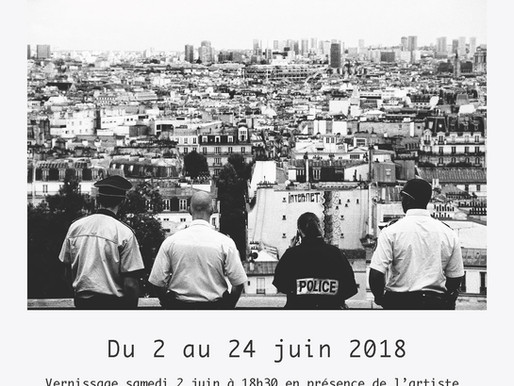 PÉRIPHÉRIQUE -  David Siodos - Galerie Open Space Sète - Du 2 au 24 juin 2018