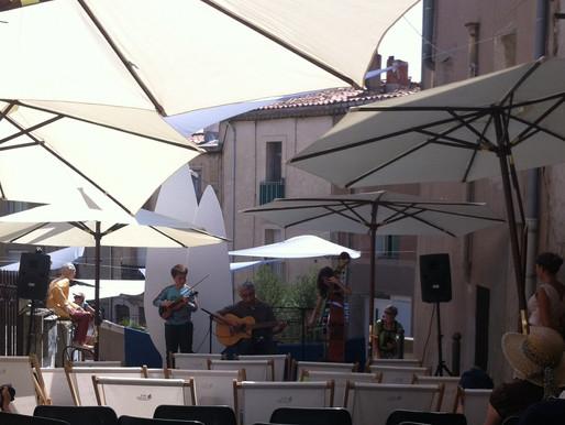 Open Space et Voix vives de Méditerranée en Méditerranée