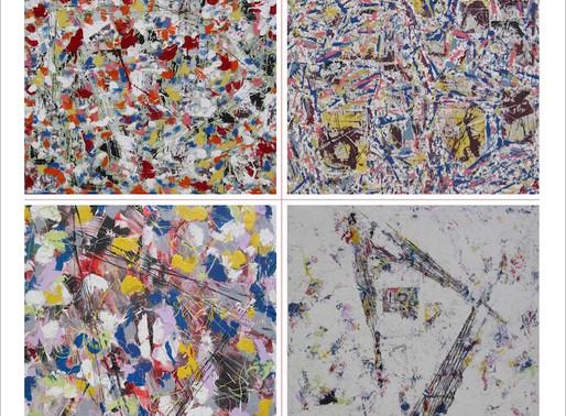 Bernard Laymet vous invite au renouveau, à la couleur, au mouvement perpétuel des nuances.