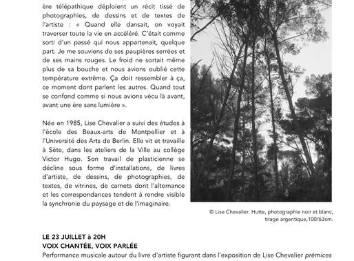 Lise Chevalier  - Prémices d'une ère télépathique