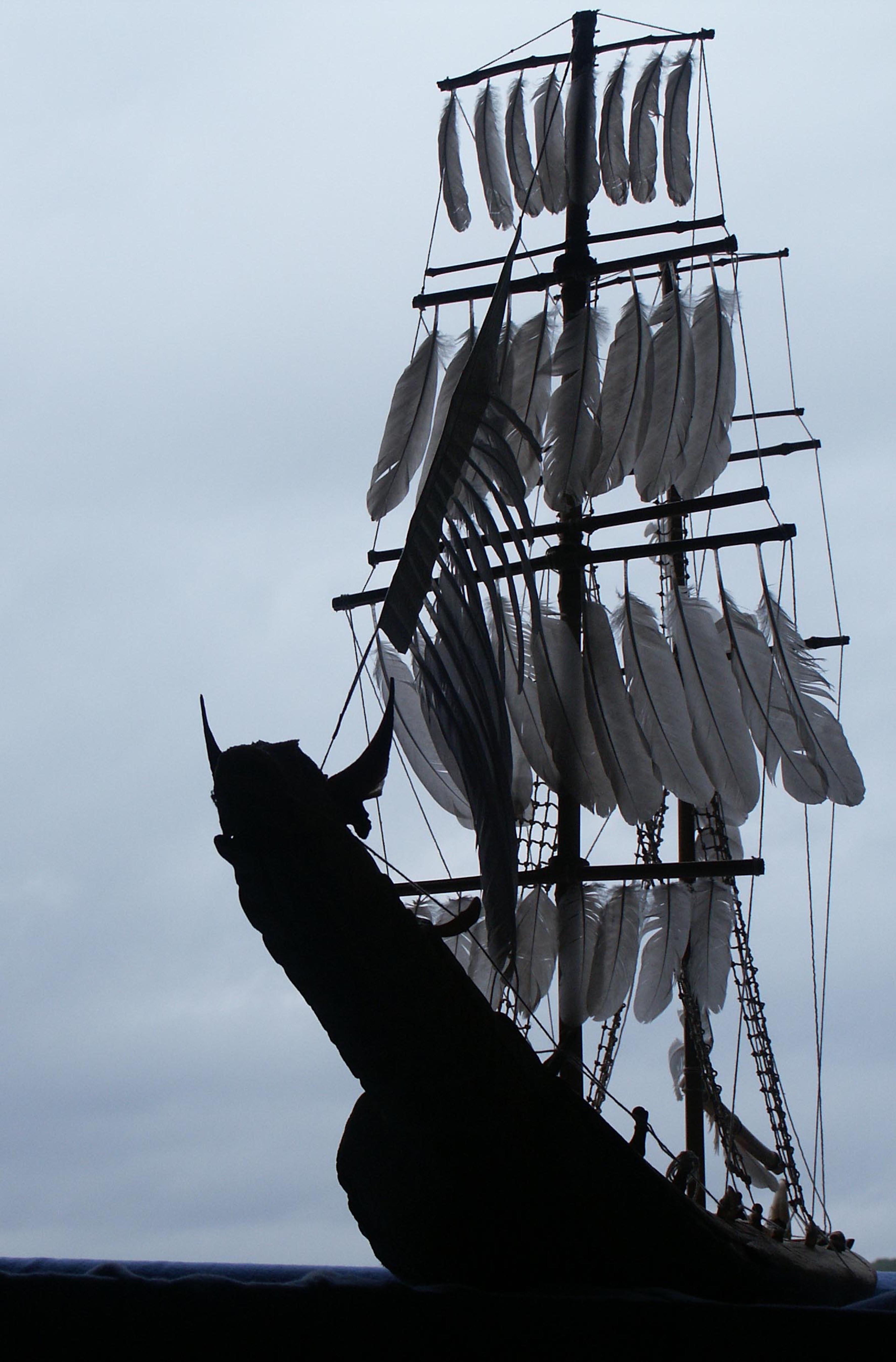 La barque fantôme © Franck Marion16.