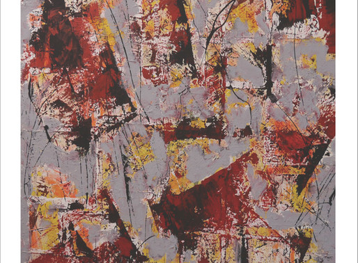 Abstractions évanescentes avec Bernard Laymet.