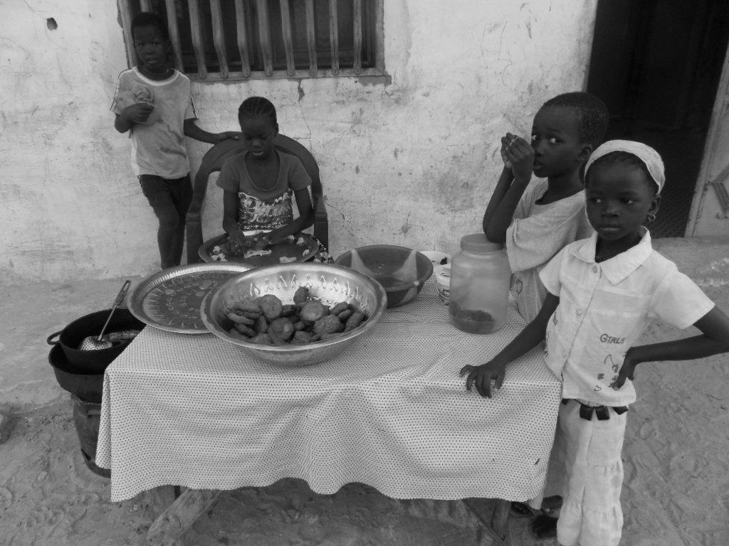 © Mamezelle Diarra