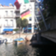 Canal à Sète