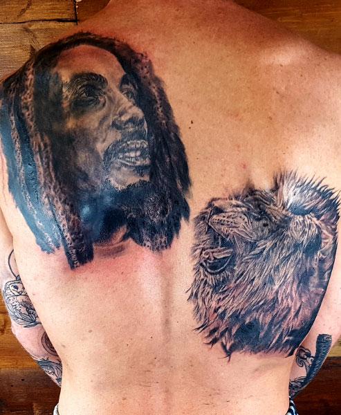 Bob-Marley-Backpiece