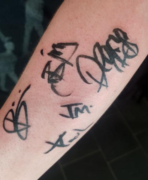Signature-Tat-Forearm