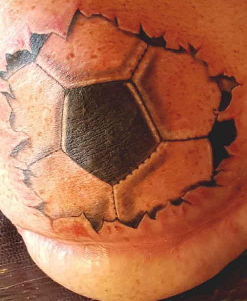 leg-stump-football