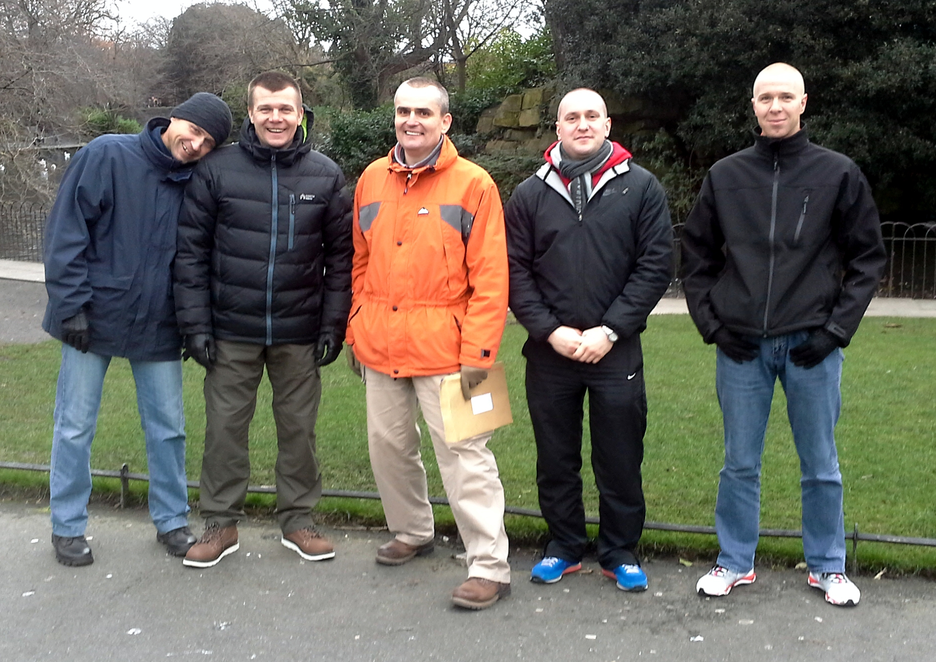 Close Protection Course, Feb 2014 56