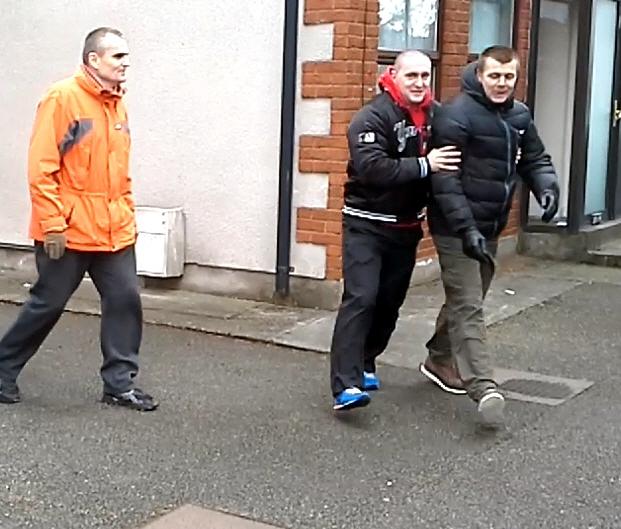 Close Protection Course, Feb 2014 17