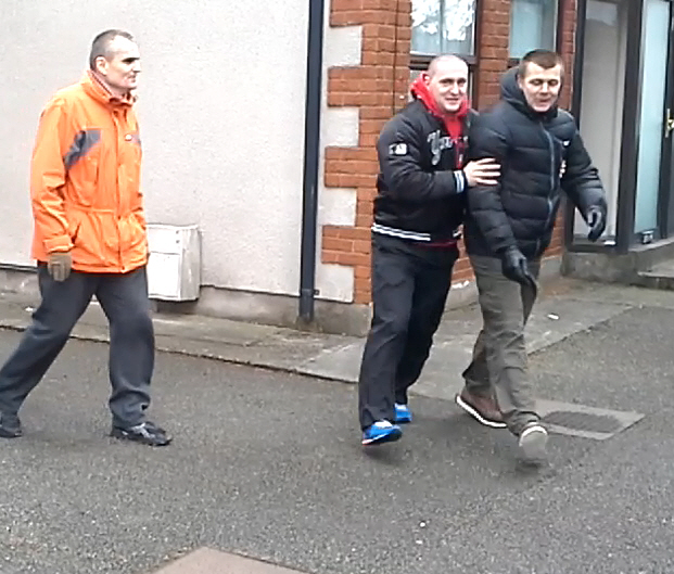 Close Protection Course, Feb 2014 48