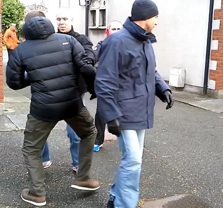 Close Protection Course, Feb 2014 15