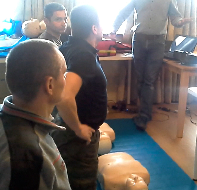 Close Protection Course, Feb 2014 50
