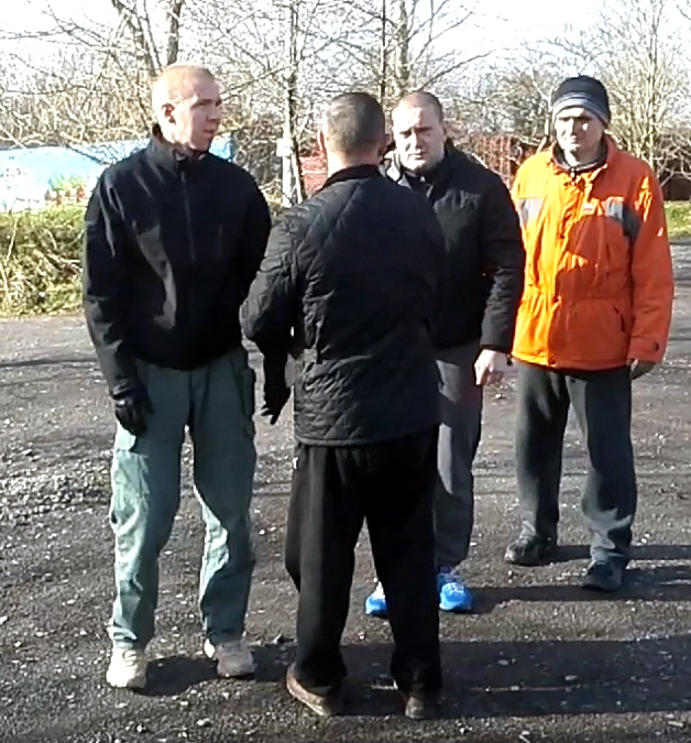Close Protection Course, Feb 2014 24