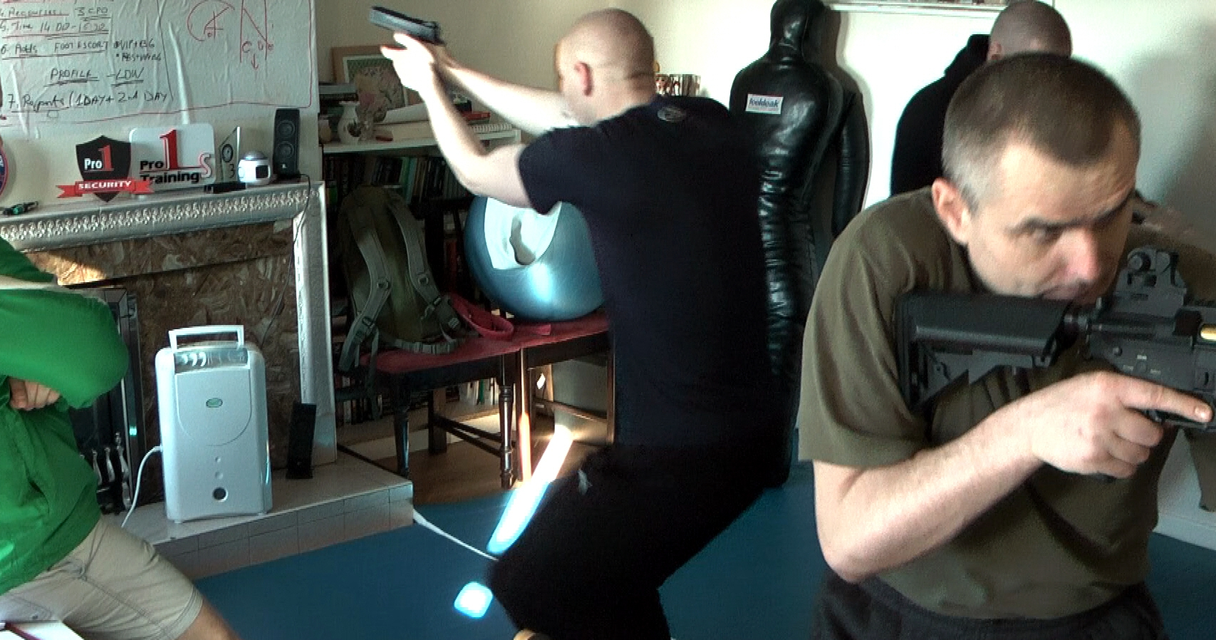 Close Protection Course, Feb 2014 38