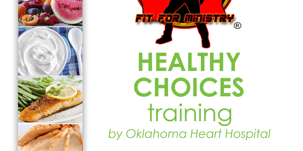Healthy Choices Training