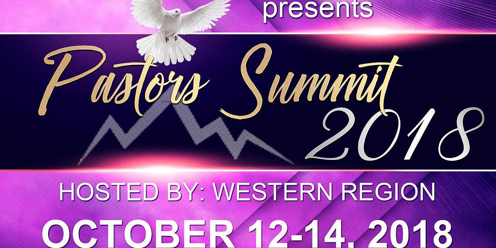 Pastors Summit 2018 (Community)
