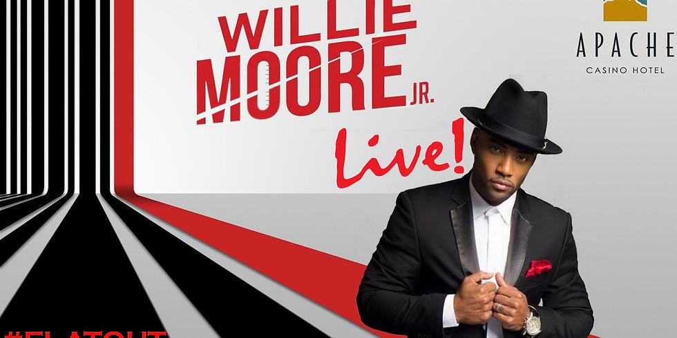 Willie Moore, Jr. Live