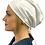 "Thumbnail: CALOT COUVRANT ""Optical White & Jacquard Cashmere"""