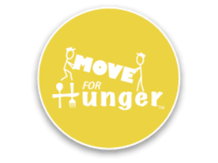 Move With Hunger Food Drive